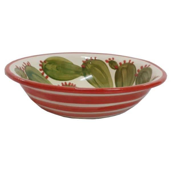 Comprar plato hondo cactus