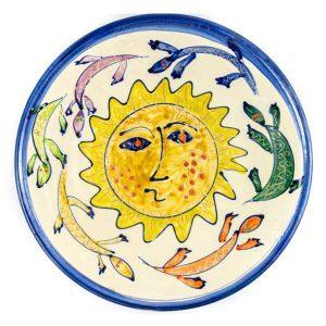 Comprar plato de colgar sol