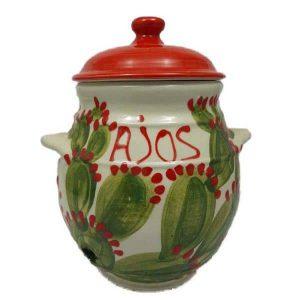 comprar guarda ajos cactus
