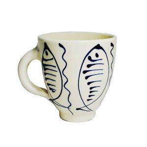 comprar taza peces
